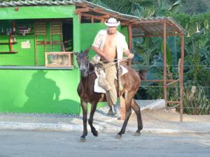Cuban cowboy action