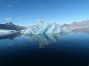 Karrat Fjord iceberg
