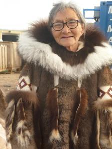 Local woman, Gjoa Haven , Nunuvut copy